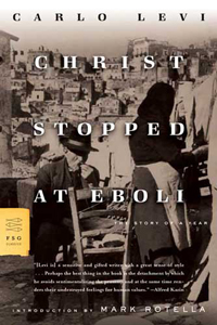 Christ Stopped at Eboli cover